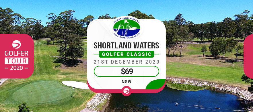 Shortland Waters Golf Day Monday 21st December
