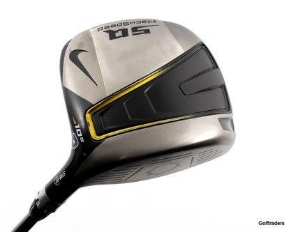 Nike SQ Machspeed Driver 10.5º Graphite Regular Flex H2336 - Image 1