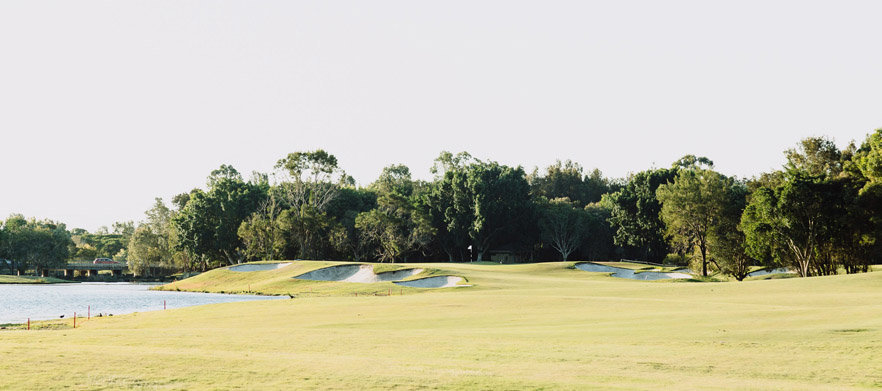 18 Holes For FOUR at The Glades Golf Club With Cart