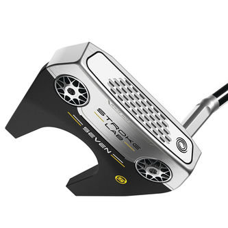 Odyssey Silver Stroke Lab SEVEN S Right Hand Putter - Image 1
