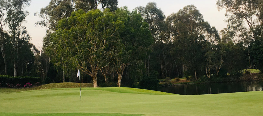 18 Holes For TWO With A Motorised Cart at Arundel Hills Country Club