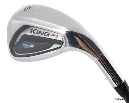 New Cobra King F9 One Length Gap Wedge Graphite Seniors Flex H2981 - Image 1