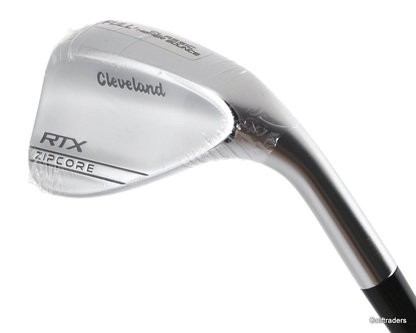 New Cleveland RTX Zipcore Tour Satin Sand Wedge 54.12 Full Steel Wedge H2947 - Image 1