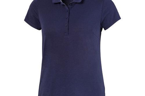 PUMA Golf Fusion Mesh Ladies Golf Polo Shirt - Image 1