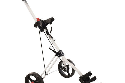 FastFold Force Manual Golf Trolley - Image 1