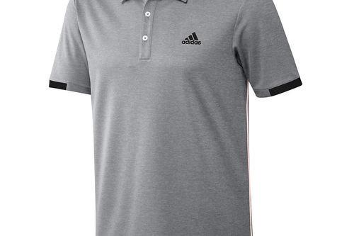 adidas Golf Core Novelty Golf Polo Shirt - Image 1