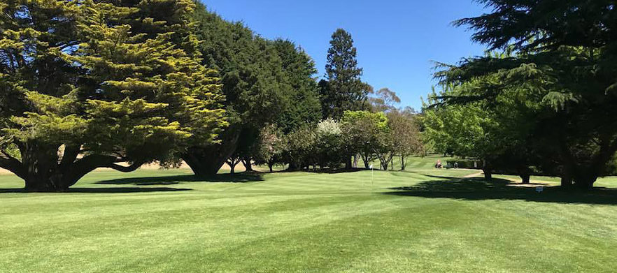 Blue Mountains Golfer Championships - 2nd & 3rd May 2021!