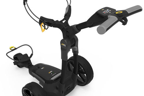 PowaKaddy FX3 18 Hole Lithium Electric Golf Trolley - Image 1