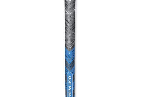 Golf Pride Blue and Grey Pride MCC Plus4 Grip - Image 1