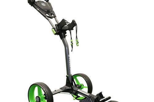 Fazer Pro Compact Push Golf Trolley - Image 1