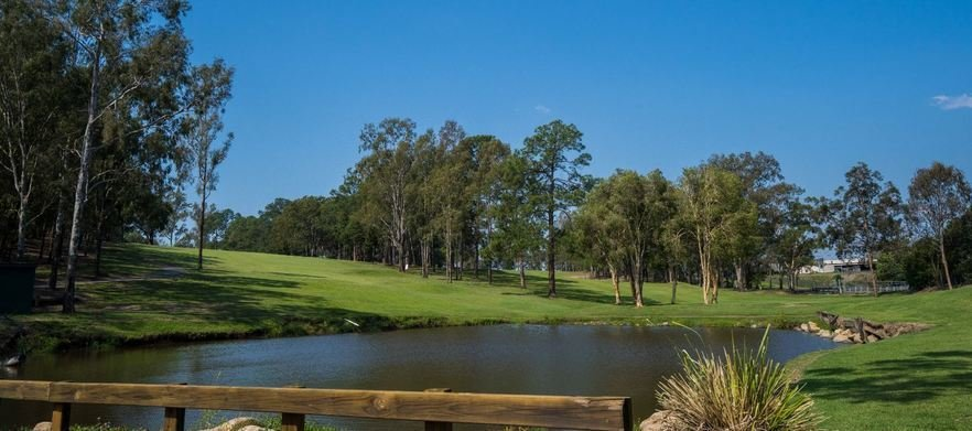 18 Holes For Two And Motorised Cart at Gailes Golf Club