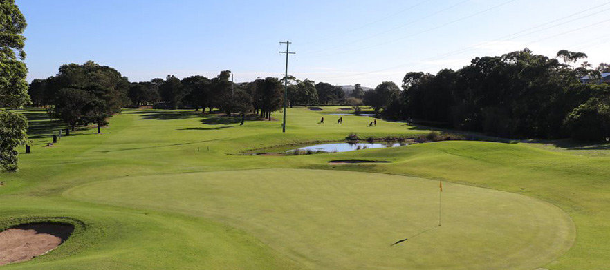 18 Holes for Two in a Motorised Cart at the Stunning Kiama Golf Club!