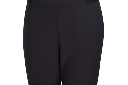 Greg Norman Pull-On Essential Stretch Ladies Shorts - Image 1