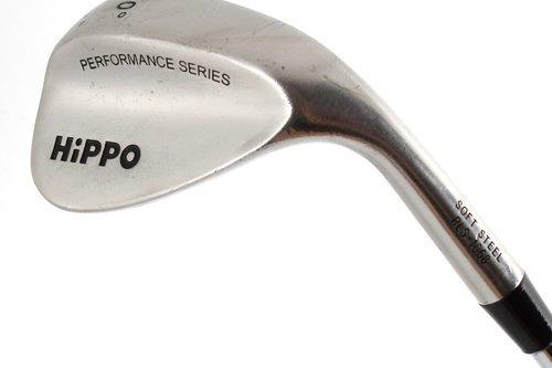 Hippo Performance Series Lob Wedge 60º Steel Wedge Flex New Grip H4419 - Image 1