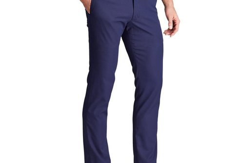 RLX Athletic Lightweight Stretch Slim Cypress Golf Pants - French Navy - Image 1