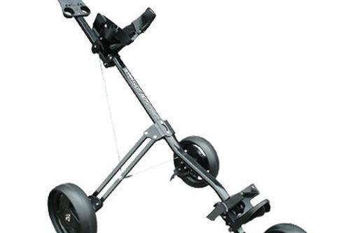 Masters Golf 3 Series 3 Wheel Golf Trolley - Image 1