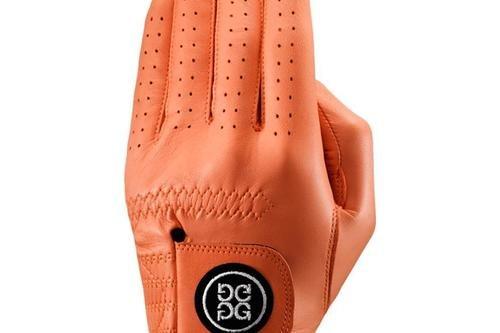 G/Fore Women's Left Golf Glove - Tangerine - Image 1