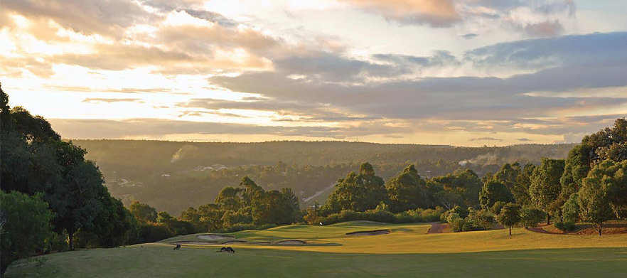 18 Holes For Two in a Motorised Cart at Araluen Golf Resort