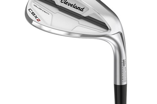 Cleveland Golf Mens Silver CBX 2 Left Hand 56° Standard Steel Golf Wedge  | American Golf - Image 1