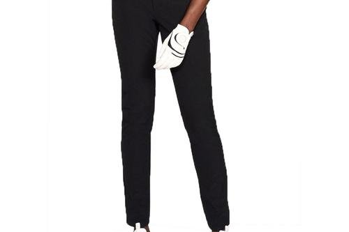 Rohnisch Women's Comfort Stretch Pants - Black - Image 1