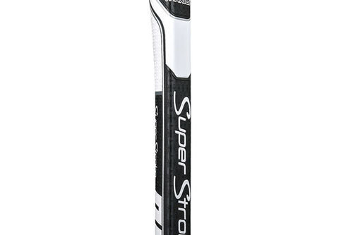SuperStroke Black and White Traxion Pistol GT 2.0 Golf Putter Grip  | American Golf - Image 1