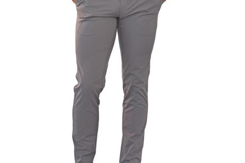 Cross Byron Tech Chino Golf pants- Steel Grey - Image 1