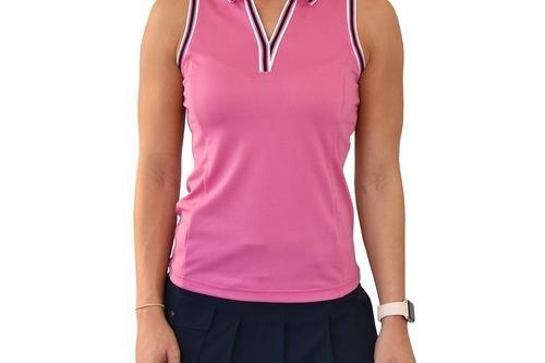 Cross Women's Nostalgia Polo SL - Heather - Image 1
