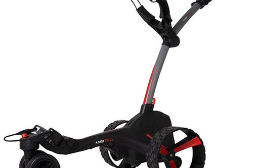 MGI Zip X3 Lithium Electric Golf Trolley - Image 1