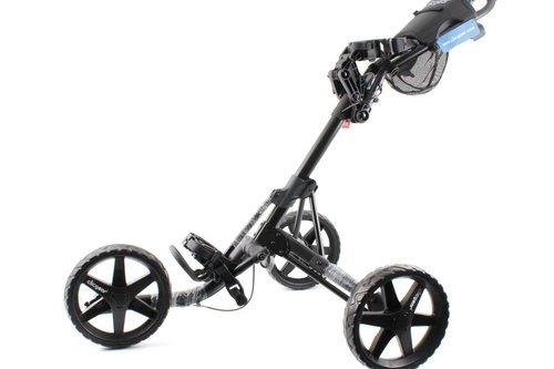 New Clicgear Model 4.0 Golf Buggy Matt Black H5239 - Image 1