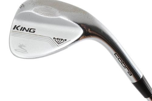 Cobra King Mim Sand Wedge 56.V10 Steel Stiff Flex H5358 - Image 1