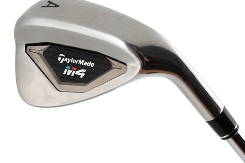 Taylormade M4 Gap Wedge Steel Stiff Flex H5379 - Image 1