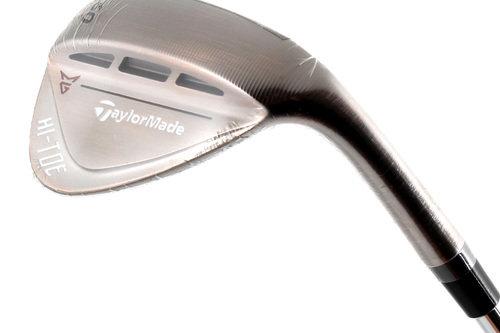 New Taylormade Hi-Toe Raw Lob Wedge 60.07 Steel Stiff Flex H5445 - Image 1
