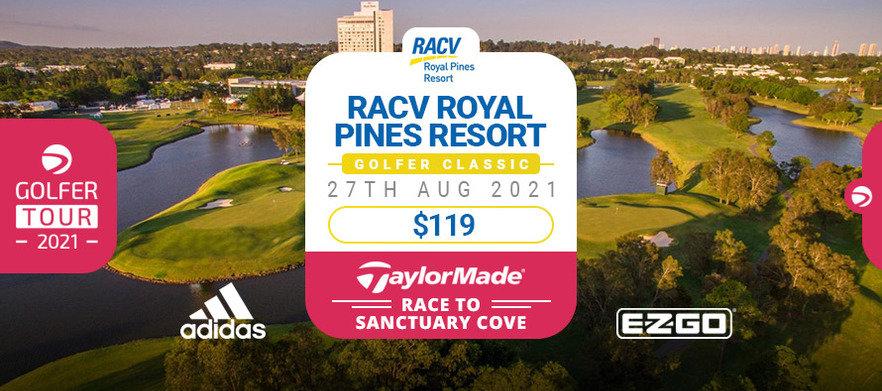 RACV Royal Pines Resort 27th Aug 2021