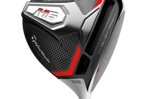 TaylorMade Mens M6 Right Hand Golf Driver - Image 1