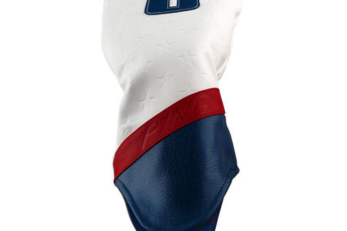 PING Stars & Stripes Golf Driver Head Cover - Image 1