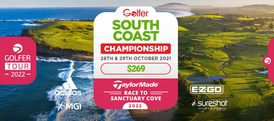The Golfer South Coast Championship 28th & 29th October 2021