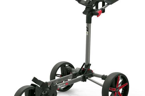 PowaKaddy DLX-Lite FF Push Cart - Image 1