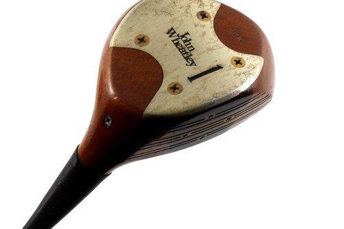 John Wheatley Persimmon Driver Steel X-Stiff Flex New Grip I153 - Image 1