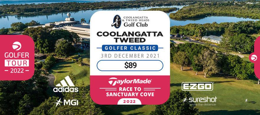 Coolangatta Tweed Golfer Classic 3rd December 2021