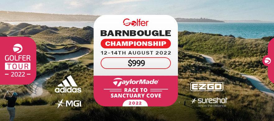 Barnbougle Championship 12-14th August 2022