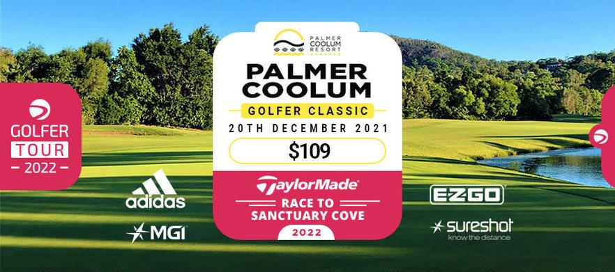 Palmer Coolum Golfer Classic 20th December 2021