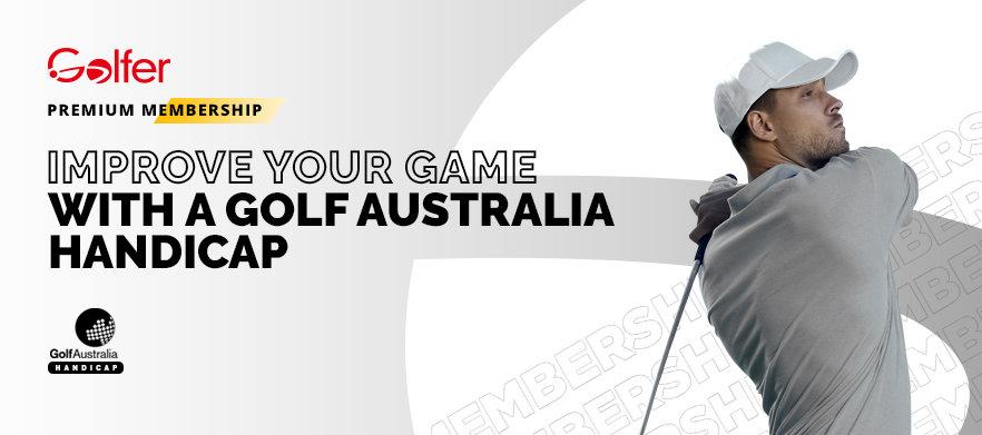 Premium Membership with Golf Australia Handicap