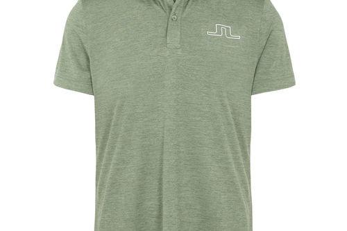 J.Lindeberg Bridge Golf Polo Shirt - Image 1
