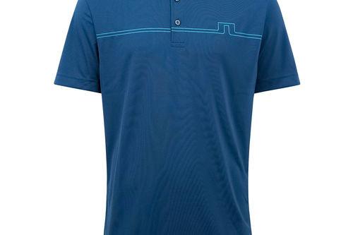 J.Lindeberg Clay Golf Polo Shirt - Image 1