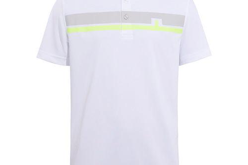 J.Lindeberg Clarke Golf Polo Shirt - Image 1