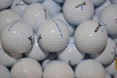 50 Srixon Golf Balls AAAAA/Mint Grade - Image 1
